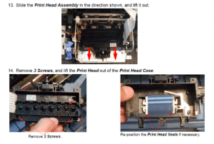 How to Repair an Epson 7800/9800/7880/9880 - American Inkjet