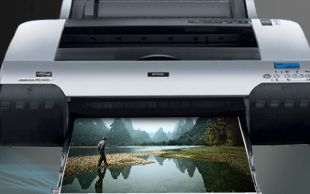 Epson 8 Color 17″ Printers