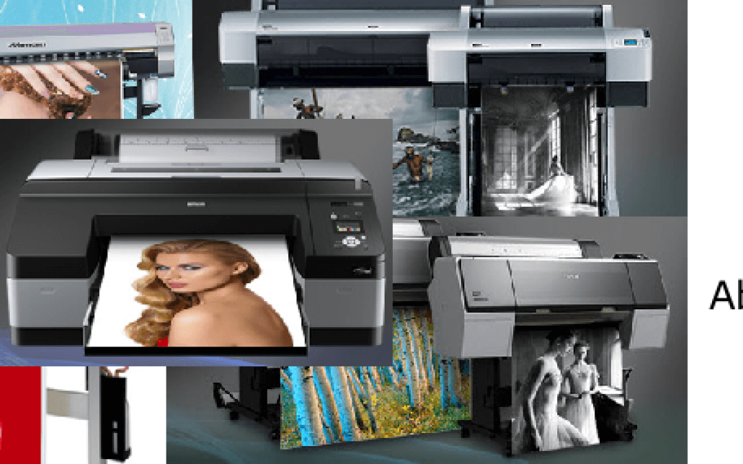 Inkjet Print Head Technology
