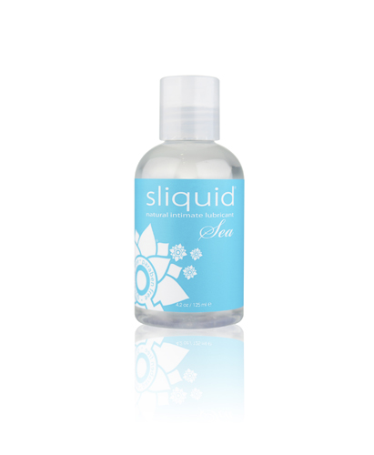 Naturals Sea Water Based Lubricant by Sliquid