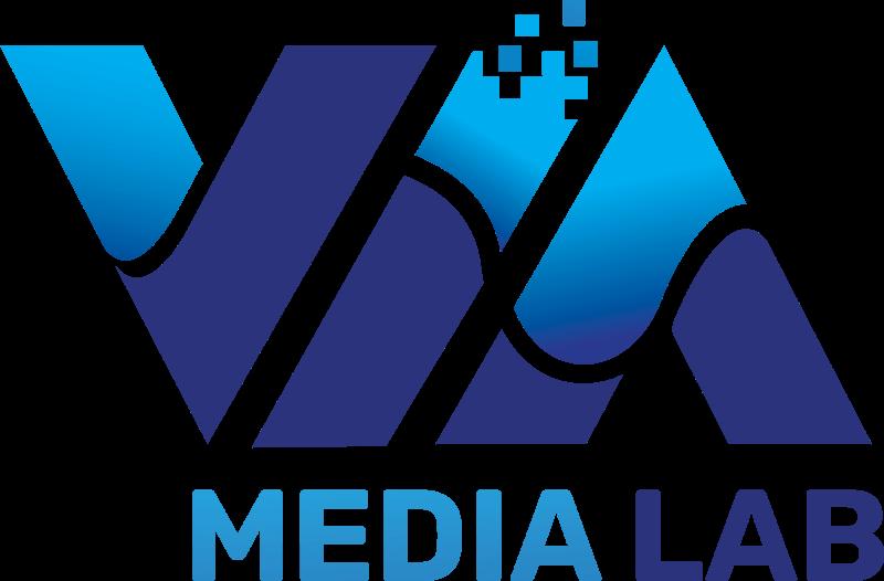 Via Media Lab logo