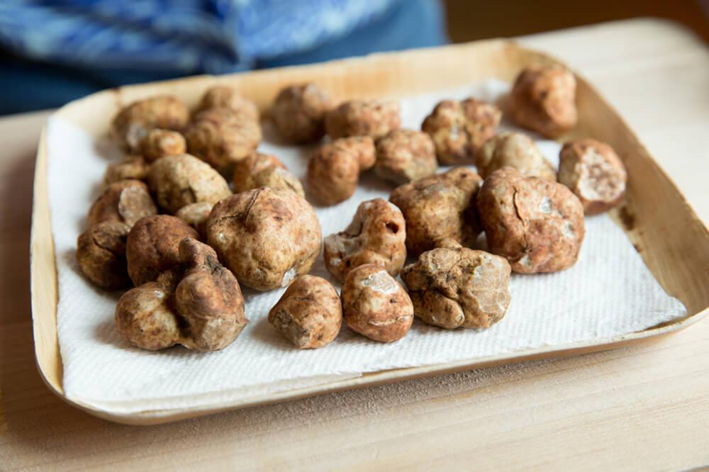 Oregon Truffles / photo by John Valls